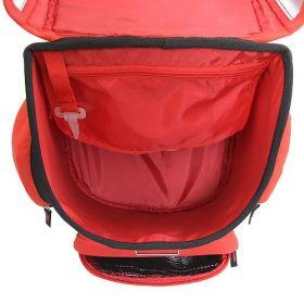 Školní aktovka Target Formule 3D formule - aktovka pro 1. a 2. třídu značky Target, barva černo/červená.