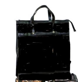 Nákupní taška KšK vzor 214 černá