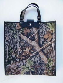 Nákupní taška KšK vzor 145 motiv dubový les