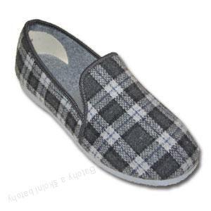Domácí papuče Pegres nízké nazouváky