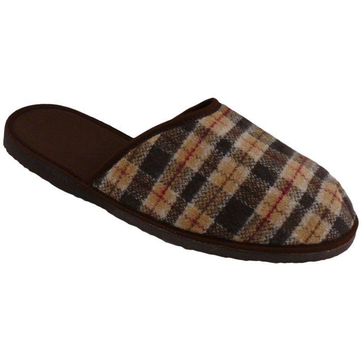 Domácí pantofle - papuče - nazouváky Pegres