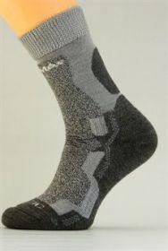 Ponožky Benet KLIMAsport® termo ponožky K025 světlá