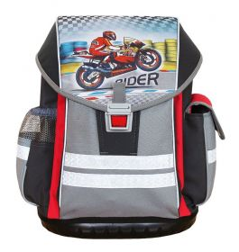 Školní aktovka Emipo pro prvňáčky ERGO ONE Rider