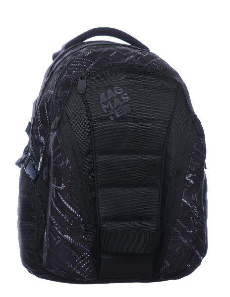 ŠKOLNÍ BATOH BAGMASTER BAG 0215 A BLACK
