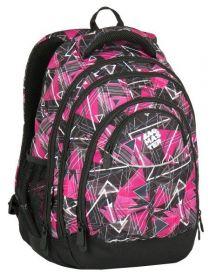 Školní batoh Bagmaster ENERGY 7 F PINK/BLACK