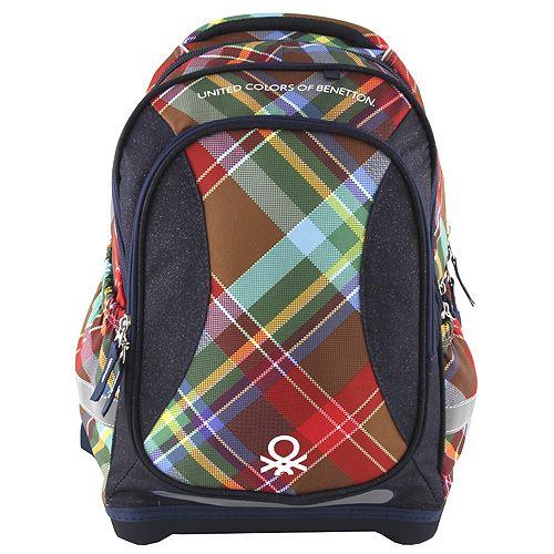 Školní batoh Benetton Target
