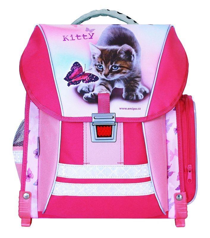 Školní batoh Emipo pro prvňáčky Kitty