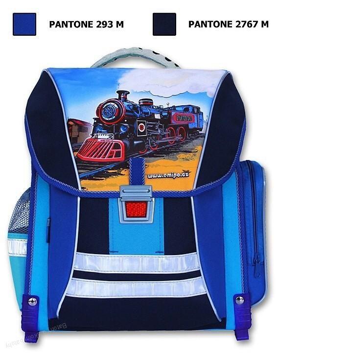 Školní batoh Emipo pro prvňáčky Pacific