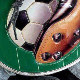 Školní batoh pro prvňáčky Fotbal Modan
