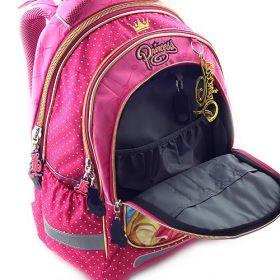 Školní batoh pro prvňáčky Princess Target
