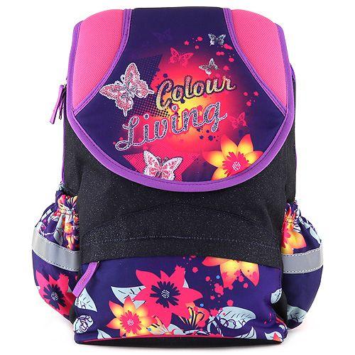 Školní batoh pro prvňáčky Target Colour Living