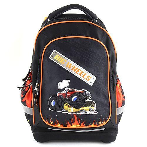 Školní batoh Target Big Wheels