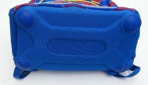 Školní batoh Target Goal Modré proužky