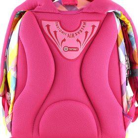 Školní batoh Target Hello Kitty Yellow Square