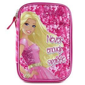 Školní penál s náplní Barbie