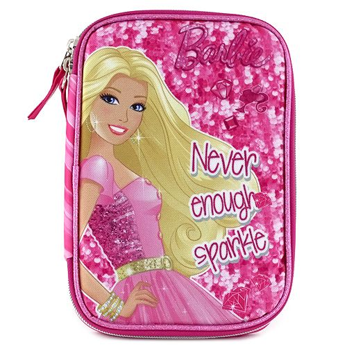 Školní penál s náplní Barbie Target