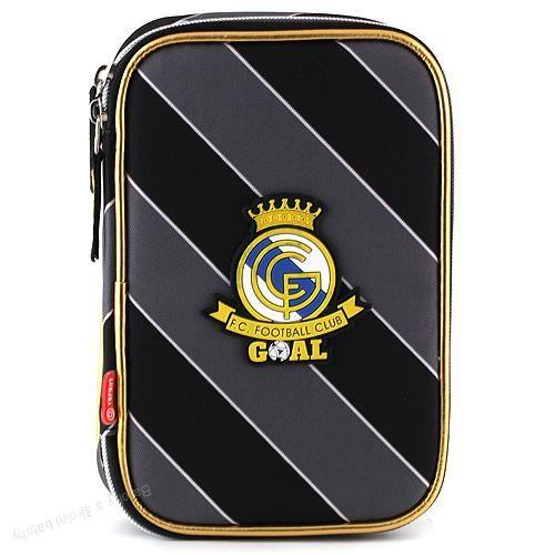 Školní penál s náplní Target Goal Madrid