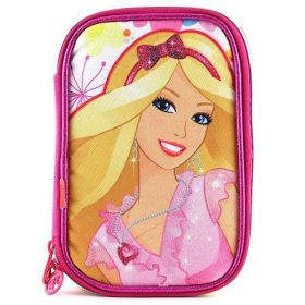 Školní penál Target s náplní Barbie