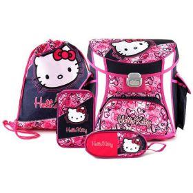 Školní aktovkový set Hello Kitty