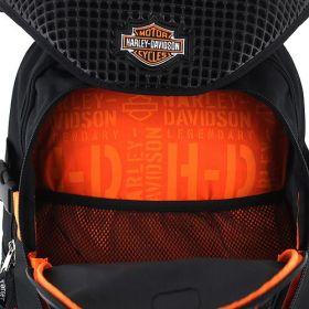 Batoh studentský Harley Davidson motiv drak Target