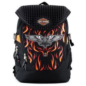 Studentský a školní batoh Harley Davidson Target