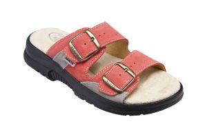 Zdravotní obuv SANTÉ pantofle dámské N/517/33/36/18/CP oranžové