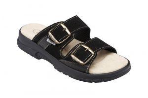 Zdravotní obuv SANTÉ pantofle dámské N/517/33/88/CP černé