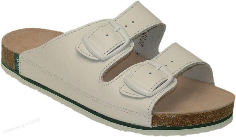 Zdravotní obuv SANTÉ pantofle N/25/10/H s mezipodešví SANTÉ - zdravotní obuv s.r.o.