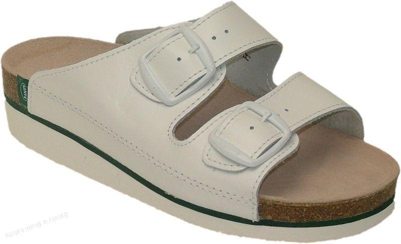 Zdravotní obuv SANTÉ pantofle N/25/10/H/K na klínku SANTÉ - zdravotní obuv s.r.o.