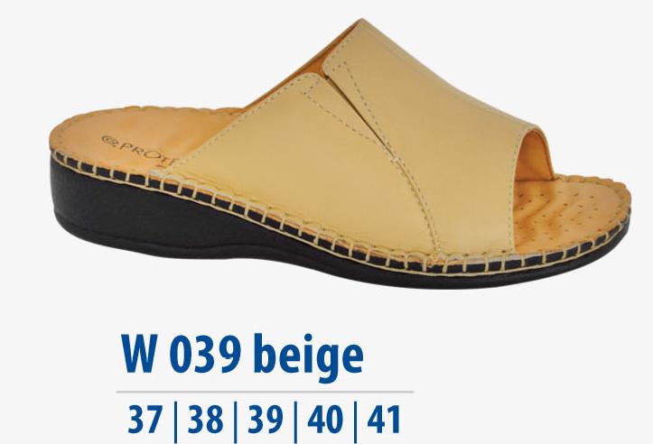 Dámská komfortní obuv Protetika s masážní stélkou - Velikost 40 (26,5) Protetika a.s.