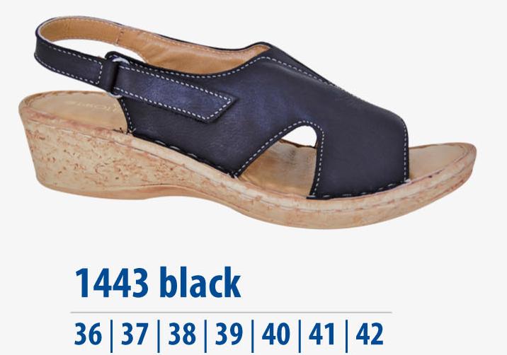 Dámská komfortní obuv Protetika s masážní stélkou - Velikost 41 (27) Protetika a.s.