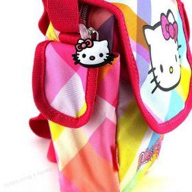 Kabelka přes rameno Target Hello Kitty Yellow Square