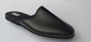Kominické pantofle - kožené