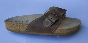 Korkové pantofle Protetika hnědá 35 (23) - 39 (26)