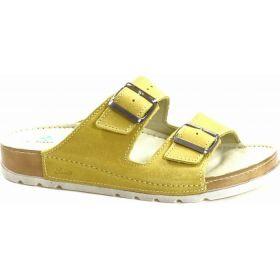 Santé N/211/1/23 SP dámské zdravotní pantofle žluté