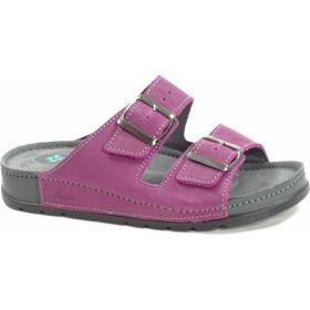 Santé N/211/1/75 CP dámské zdravotní pantofle fialové