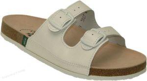Santé N21/10 zdravotní pantofel bílá