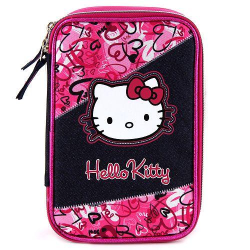 Školní penál s náplní Hello Kitty Target