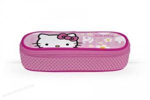 Textilní pouzdro etue Hello Kitty Kids.