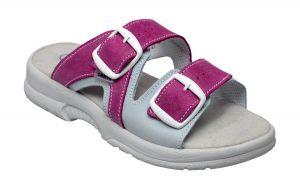 Zdravotní obuv SANTÉ pantofle dámské N/517/55/O79/O16/BP RŮŽOVÁ