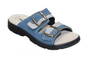 Zdravotní pantofle Santé DM/125/33/88/18 CP